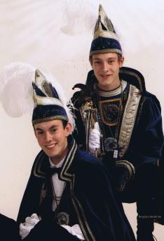 Joris Wansing en Nick ten Brinke 2010-2011