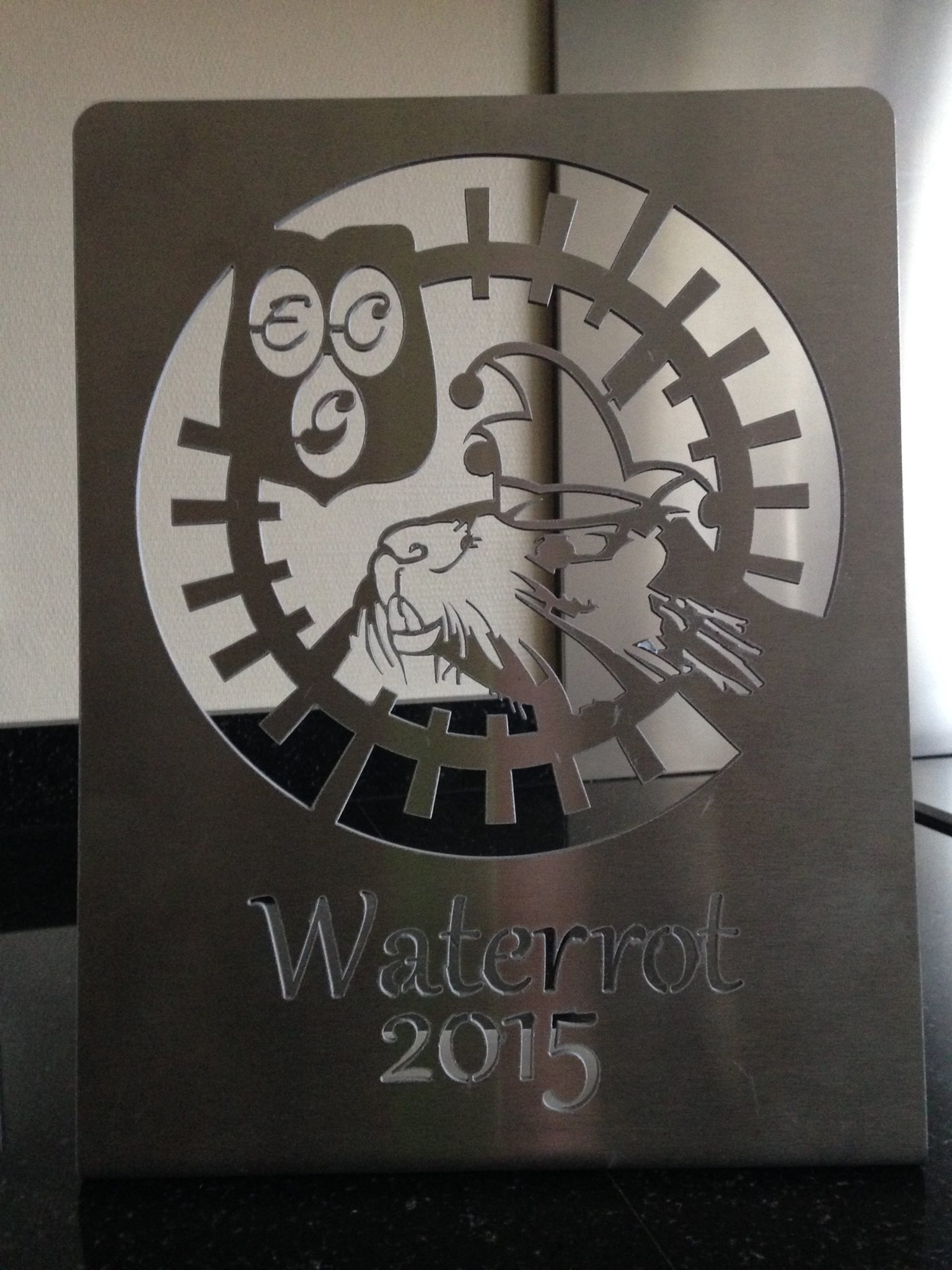waterrot 2015